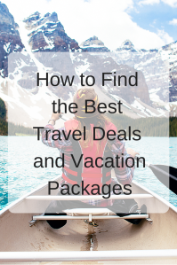 How to Find the Best Travel Deals and Vacation Packages | We're excited to announce the new Goodshop Travel Deals! It's the best new way to save on flights, hotels, cars, vacations, and cruises. Click through to learn more!