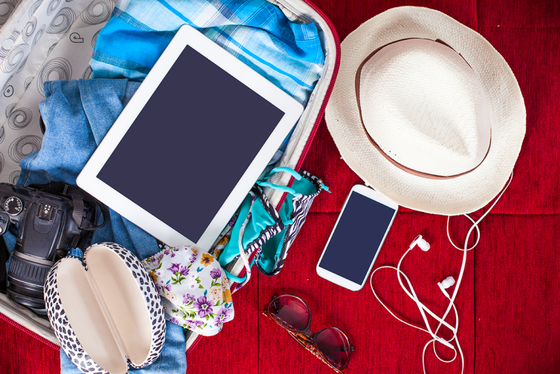 How to Pack for the Perfect Road Trip: The Only List You'll Need | It's easy to pack like a pro for a summer road trip with our list of must-haves!