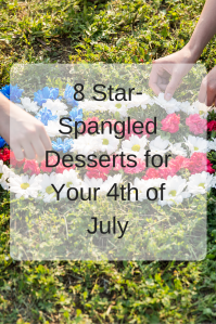 Sweet Treats: 8 Star-Spangled Desserts for Your 4th of July | Celebrate the Fourth of July with a patriotic dessert or two. We've gathered the best recipes here!
