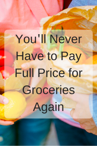 You'll Never Have to Pay Full Price for Groceries Again
