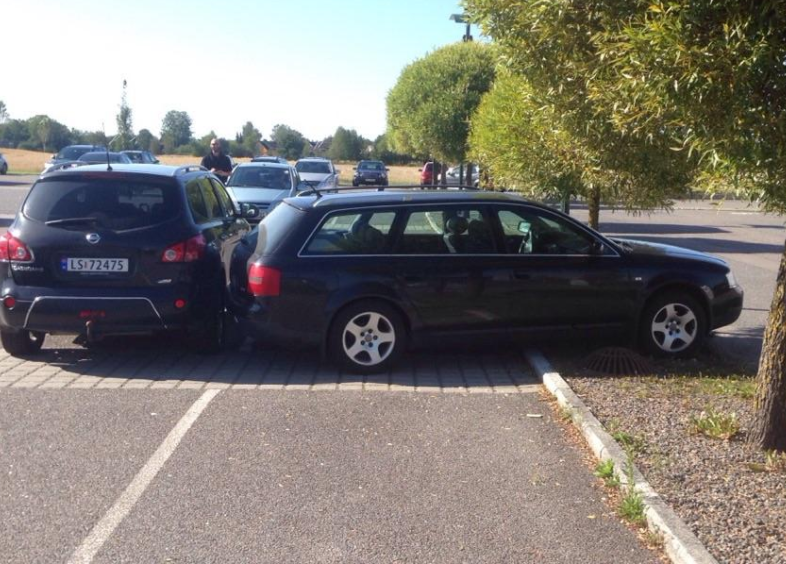 7 Parking Jobs that Prove Driving to the Store Just Isn't Worth it.
